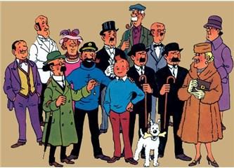 Tenten İstanbul'da (Tintin in Istanbul)