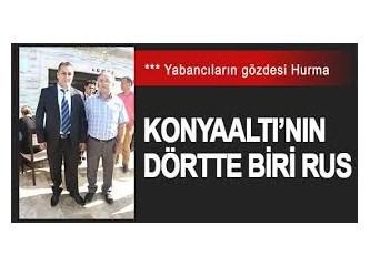 Antalya'da kaç yabancı mülk sahibi?