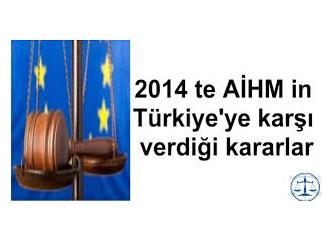 """""""Yeni Türkiye ve AİHM'in 2014 yılı raporu..."""