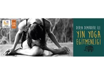 Derya Demirdere ile Yin Yoga Eğitimi