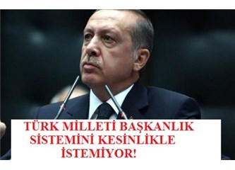 PKK ve Öcalan'ın dayattığı başkanlık sistemi neden Türkiye'yi felakete sürükler?