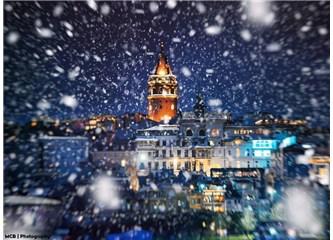 İstanbul'da kış