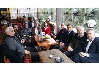 Beşiktaş Palmiye Teras Cafe'de şiir ve müzik...