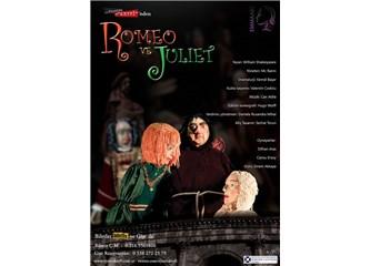 Tiyatro keyfi ile sevgililer günü- Romeo ile Juliet