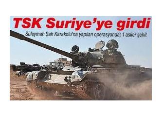 Süleyman Şah Türbesine operasyon! Türbeyi havaya uçurup, askerlerimizi Türkiye'ye getirdik!