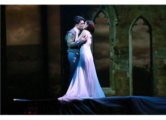 """""""Romeo & Juliet': 420 yıl önce yazılan ölümsüz aşkın müzikle dansı"""