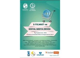 E-Ticaret ve Sosyal Medya Zirvesi