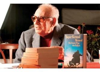 Büyük yazarımız Yaşar Kemal'i kaybettik.