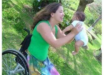 Engelli Anne ve Çocuğunun diyaloğu!