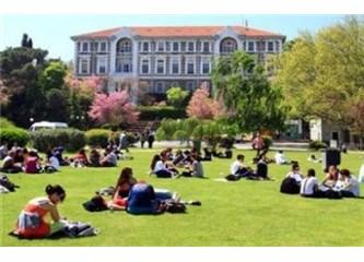 Efendinin akademisi olarak üniversite