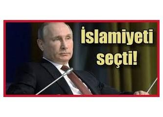 Putin, Müslüman oldu mu?