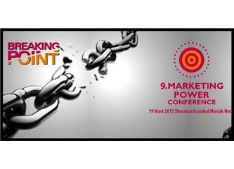 9. Marketing Power konferansı buluşması
