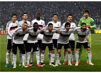 Teşekkürler Beşiktaş