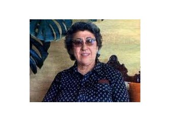 Türk Bayan Yazarlarının zirvesi Kerime Nadir'e saygı ile...