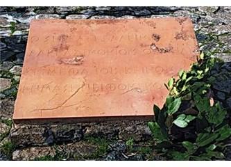 Sparta Mezar Epigramı