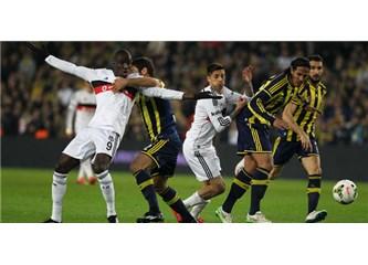 Fenerbahçe- Beşiktaş Derbisi Üzerine