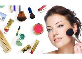 Kozmetik ürünler sağlığınızı tehdit etmesin!