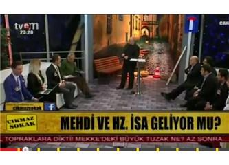 Prof. Muhammed Nur Doğan ve Prof. Hayri Kırbaşoğlu'nun Hz. Mehdi'yi inkârı, inanılmaz tartışma!