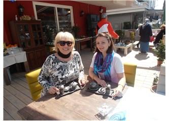 Olga Eser Antalya'yı dünyaya anlatıyor.