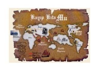 Kayıp Kıta Mu! Türklerin gerçek anavatanı neresidir? İşte gerçekler!
