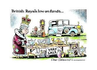İngiltere'nin ironik politik panoraması