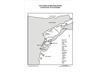 1915 Keşan ve Saroz Körfezi