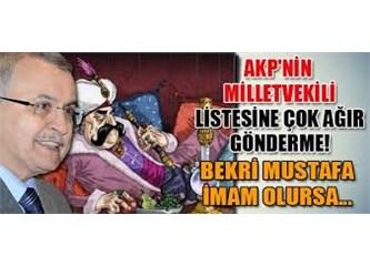 Bekri Mustafa nasıl İmam oldu? Bekri Mustafa'dan fıkralar...
