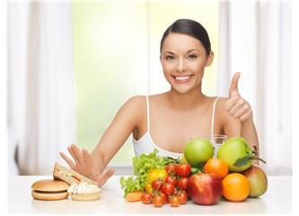 Sağlıklı ve ince olmanın sırrı: Daha az asitli daha çok alkalik gıdalar tüketin!