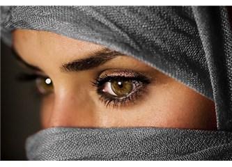 Yobazlar der ki: Kadınlar dinin yaşanmasına engeldir!