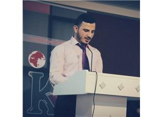 Cumhuriyet Üniversitesi iletişim Kulübü Başkanı Metin Baykal ile...