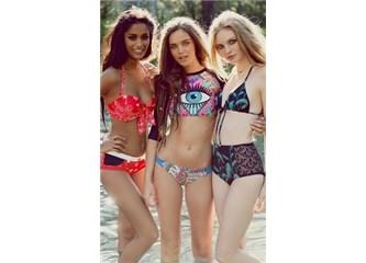 Plaj Modası: 2015 Bikini Mayo Modelleri