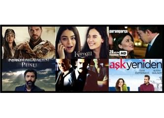 Geçen Haftanın (27 Nisan - 03 Mayıs ) Dizi karnesi / En çok izlenen diziler!