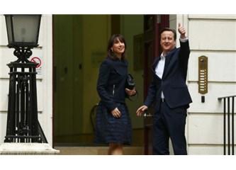 İngiltere'de Seçim şoku