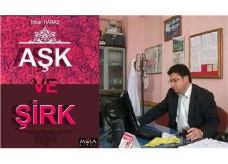 """""""Aşk ve Şirk"""" adlı yeni çıkan Kitabı hakkında Yazar Erkan Haras ile yaptığım Röportaj"""