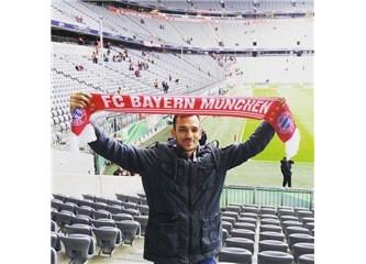 Almanya'da maç hatırası