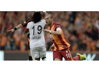 Galatasaray Şampiyonluğa Yürüyor