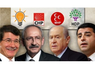 Demokrasi ve demokratik seçimler...
