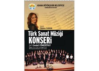 Adana Büyükşehir Belediye Konservatuarı Türk Sanat Müziği Konseri