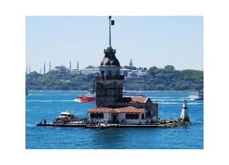 İstanbul'u uzaktan ve geniş bir açıdan görmek ister misiniz?