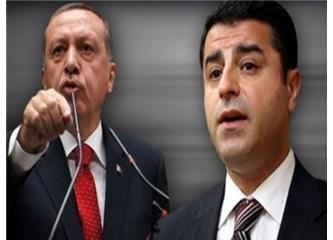 Ak Parti – HDP koalisyonu, al sana başkanlık ver bana Öcalan