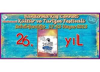 Bandırma Yazıları : 26.Kuşcenneti Festivali (II)