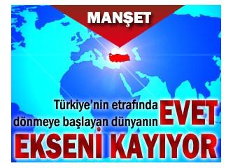 Türkiye'nin ekseni ağırlıklı olarak hangi tarafta; Müslüman âlemi mi, batı dünyası mı?