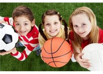 Spor çocuğunuzun başarısını ve mutluluğunu artırır!