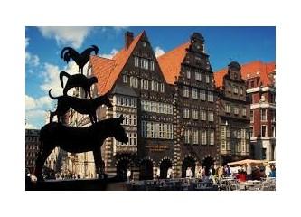 Almanya'da Masal Yolu, Bremen'den Frankfurt'a