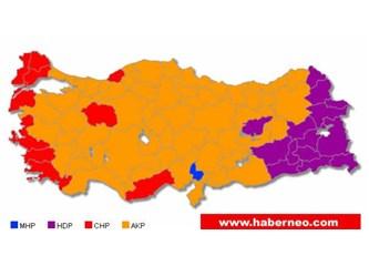 """Ülkemizdeki siyasi partilerimizin hiçbiri, bana göre, gerçek bir """"Türkiye partisi"""" değildir..."""