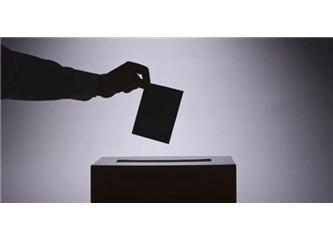 7 Haziran tepki seçimi