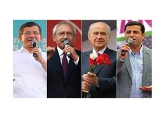 Cesareti olan lider siyasi tarihi yeniden yazacaktır!