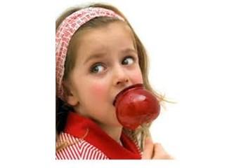Elma şekeri gibi hayat