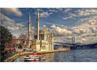 Sabır koydum adını İstanbul'um