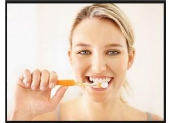 Diş fırçalamak oruca engel değil...